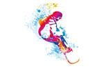 Международный Конгресс по спортивной медицине 2019. Логотип выставки