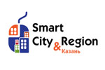 Smart City & Region: Цифровые технологии на пути к «умной стране» 2019. Логотип выставки