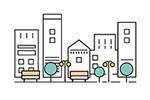 Инфраструктура современного города 2019. Логотип выставки