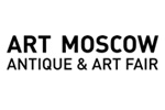 Russian Antique & Art Fair 2019. Логотип выставки