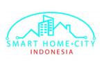 Smart Home+City Indonesia 2020. Логотип выставки
