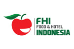 Food & Hotel Indonesia 2019. Логотип выставки