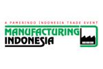 Manufacturing Indonesia 2018. Логотип выставки