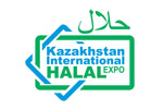 Kazakhstan International Halal Expo 2018. Логотип выставки