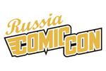 Comic Con Russia 2019. Логотип выставки
