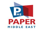 Paper Middle East 2018. Логотип выставки