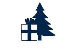 Новогодняя карусель 2019. Логотип выставки