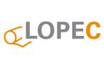 LOPEC 2019. Логотип выставки