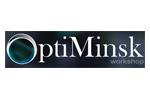 OptiMinsk 2018. Логотип выставки