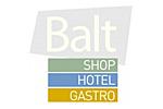 BaltShop. BaltHotel. BaltGastro 2018. Логотип выставки