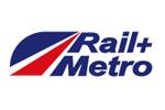 Rail+Metro China 2019. Логотип выставки