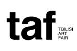 Tbilisi Art Fair / TAF 2018. Логотип выставки