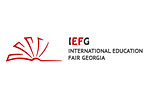 International Education Fair Georgia 2019. Логотип выставки