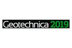 Geotechnica 2018. Логотип выставки