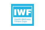 China (Shanghai) International Health, Wellness and Fitness Expo / IWF Shanghai 2019. Логотип выставки