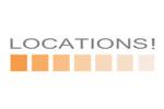 LOCATIONS Region Stuttgart 2018. Логотип выставки