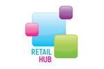 Retail Hub 2018. Логотип выставки