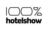 100% Hotel Show 2017. Логотип выставки