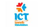 ICTWEEK Uzbekistan 2019. Логотип выставки