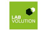 LABVOLUTION 2019. Логотип выставки