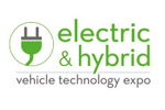 Electric & Hybrid Vehicle Technology Expo 2017. Логотип выставки