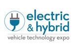 Electric & Hybrid Vehicle Technology Expo Europe 2018. Логотип выставки