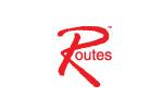 World Routes 2018. Логотип выставки