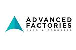 Advanced Factories 2018. Логотип выставки