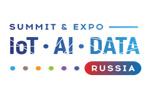 IoT & AI World Summit Russia 2019. Логотип выставки