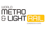 World Metro & Light Rail Congress & Expo 2019. Логотип выставки