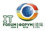 IT-форум - Югра 2019. Логотип выставки
