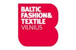 Baltic Fashion & Textile Vilnius 2017. Логотип выставки