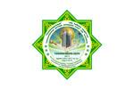 Turkmen Construction 2018. Логотип выставки