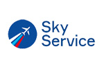 SkyService 2018. Логотип выставки