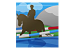 Horse Breeding and Equipment 2018. Логотип выставки