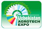 Uzbekistan Agrotech Expo 2019. Логотип выставки