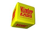 KINDER EXPO UZBEKISTAN - МИР ДЕТСТВА 2018. Логотип выставки