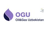 Oil&Gas Uzbekistan 2019. Логотип выставки