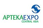 AptekaExpo Central Asia 2018. Логотип выставки