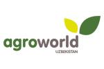 AgroWorld Uzbekistan 2019. Логотип выставки