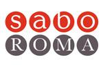 SABO ROMA 2018. Логотип выставки