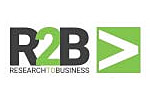 R2B - Research to Business 2018. Логотип выставки