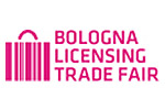 Bologna Licensing Trade Fair 2018. Логотип выставки