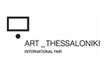 ART THESSALONIKI 2018. Логотип выставки