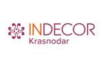Indecor Krasnodar 2018. Логотип выставки