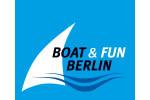 Boat & Fun Berlin 2017. Логотип выставки