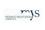 Monaco Yacht Show 2017. Логотип выставки