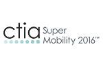 CTIA Super Mobility 2016. Логотип выставки
