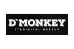 Digital Monkey 2016. Логотип выставки