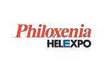 PHILOXENIA 2018. Логотип выставки